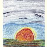verborgene Gesichter /Hüter der Sonne