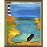Landschaftmalerei /nordsee