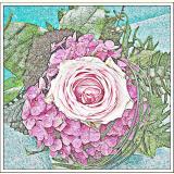 Formen, Farben /Floral / 07