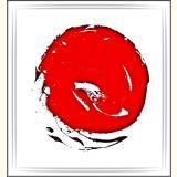Formen, Farben /Florale Form / 06