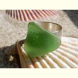 Ringe /Seeglas-Ring / 01