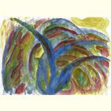 Abstrakt /Die Blaue Blume
